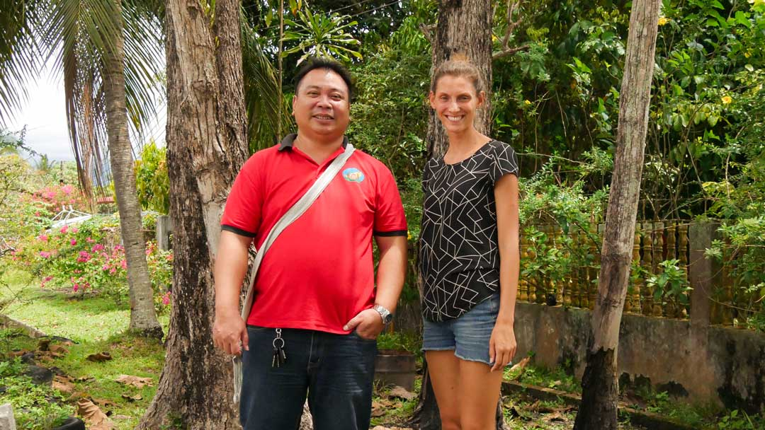 Empowering local communities to fight for their land on Borneo