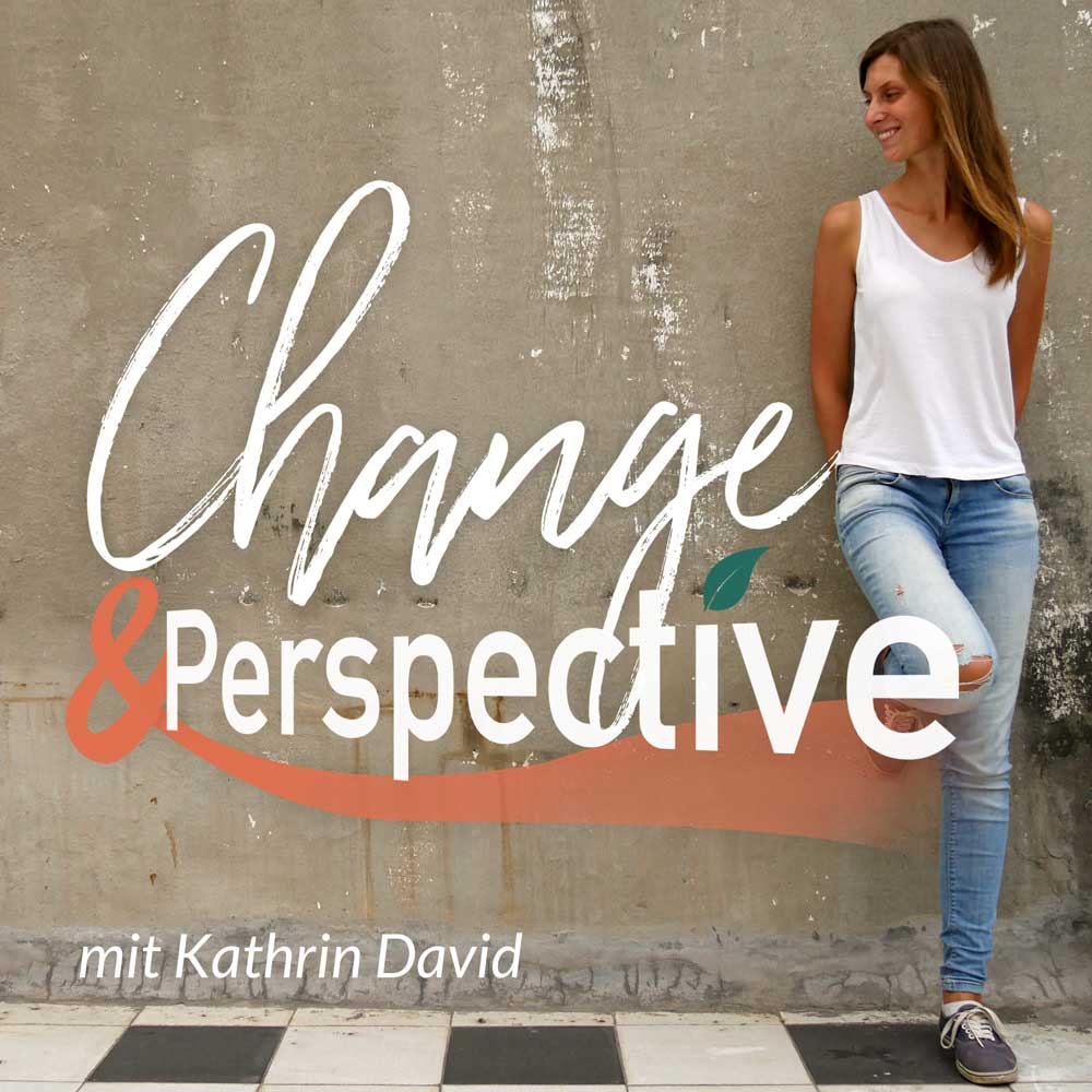 Logo change & perspective mit Kathrin David